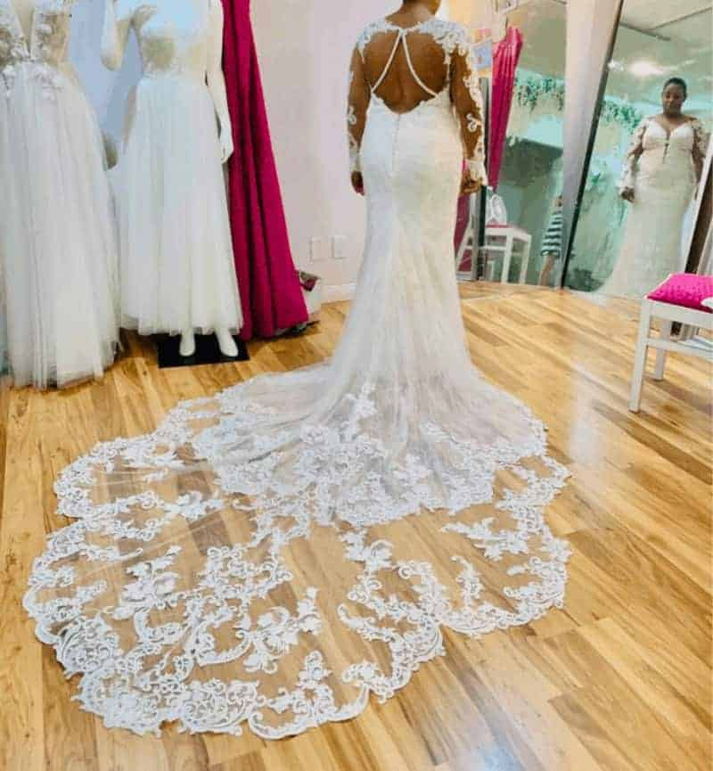 LMode wedding dress alteration gallery 7